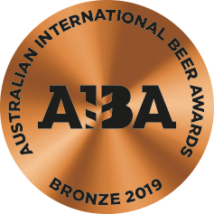 Australian International Beer Awards 2019: Bronze Award