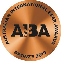 Australian International Beer Awards 2019: Bronze Award