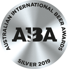 Australian International Beer Awards 2019: Silver Medal