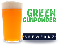 GREEN GUNPOWDER DIPA SERIES: SHORT FUSE