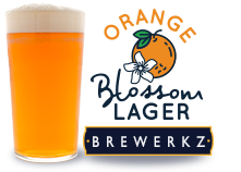 ORANGE BLOSSOM LAGER