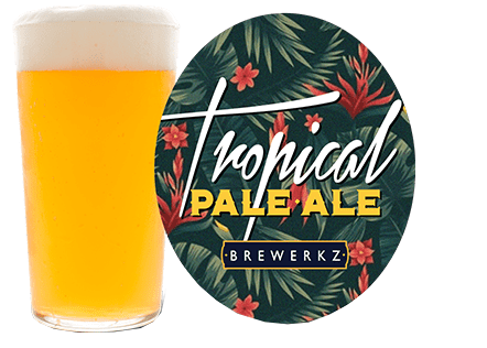 TROPICAL PALE IPA