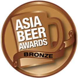 Asian Beer Awards - Bronze