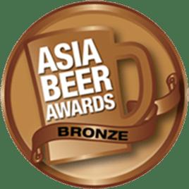 Asian Beer Awards - Bronze