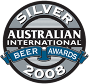 Australian International Beer Awards - Silver 2008
