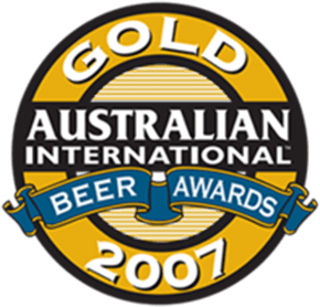 Australian International Beer Awards - Gold 2007