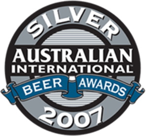Australian International Beer Awards - Silver 2007