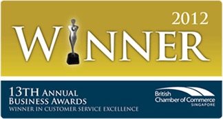 13th Annual Business Awards 2012