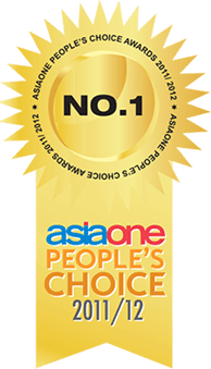 asiaone People's Choice Awards 2011/12