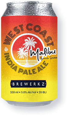 India Pale Ale Westcoast Malibu Beach Series