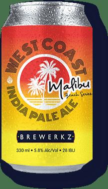 India Pale Ale Westcoast Malibu Beach Series