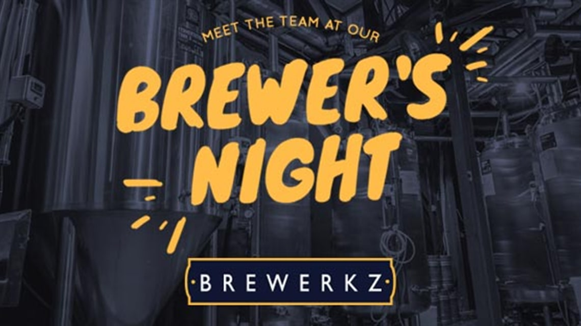 Brewer's Night 2019!