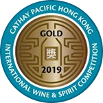 Cathay Pacific Hong Kong International Wine & Spirit Competition - Gold