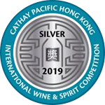 Cathay Pacific Hong Kong International Wine & Spirit Competition - Silver