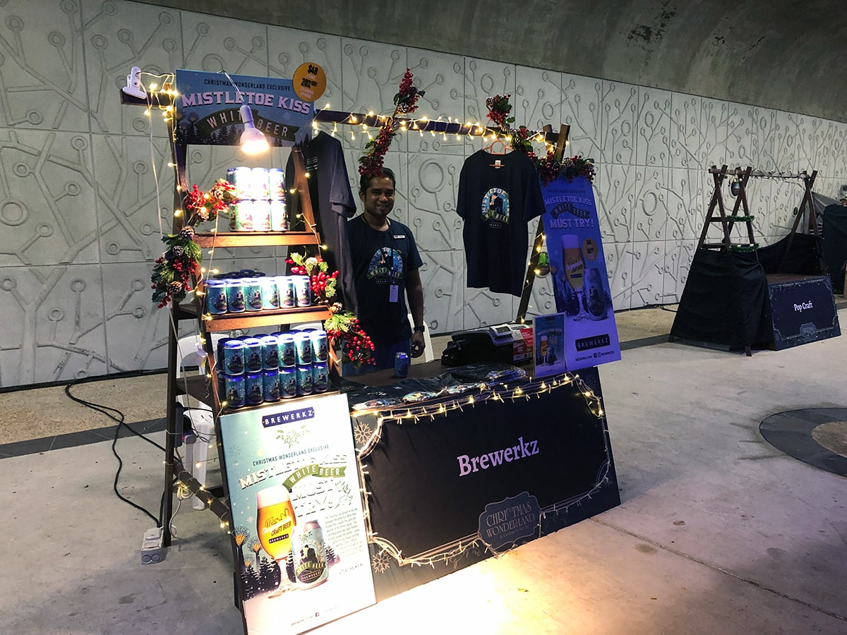 Brewerkz Retail Booth (Takeaway only)